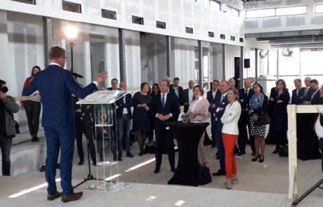 Ministers in Leeuwarden